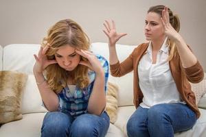 Проблемы воспитания подростков в период взросления