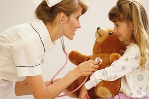 Медицинская помощь детям: памятка родителям