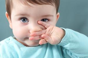 У ребенка насморк: что делать, как помочь?