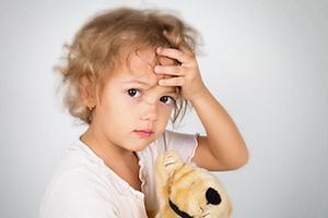 Головная боль у детей – виды и причины