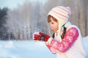 Спасение детей от обморожения