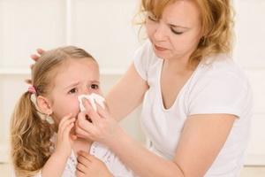 Кровь из носа у детей – что делать