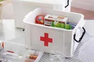Аптечка для оказания помощи малышу